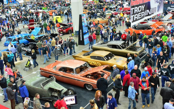 Th Annual Meguiars Detroit Autorama Presented By OReilly Auto - O reilly car show